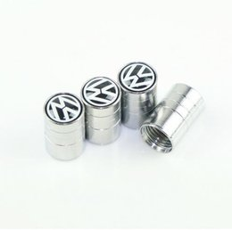 Canada Car Styling Tire Valves cas Pour Volkswagen vw polo passat b5 b6 Car Styling 4 PCS / LOT Offre