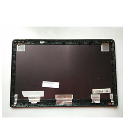 Wholesale 15 Laptop Screens - New Laptop LCD Back Cover Back case screen shell For Lenovo Z570 Z575 15.6'' Rear Case top cover 60.4M436.001 Light purple
