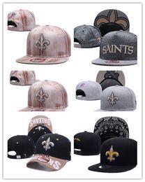 Wholesale camo hats - 2018 hot sale New Orleans hats Men Saints USA FLAG camo snapbacks Cool Women Sport Adjustable Caps Hats snapbacks Accept Drop ship