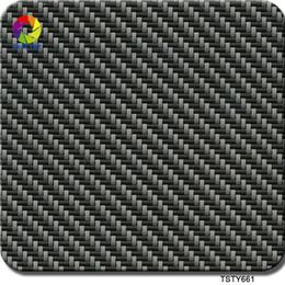 Vente chaude TSAUTOP Impression De Transfert De L'eau Film Taille 0.5m x 10m Hydro Transfert Film Hydrographique TS661 ? partir de fabricateur