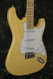 elektrischer gitarrenkörper Rabatt Fd St. Yngwie Malmsteen E-gitarre Benutzerdefinierte Scalloped Griffbrett Bighead Linde Körper Standardgröße Heißer Verkauf Gute Qualität