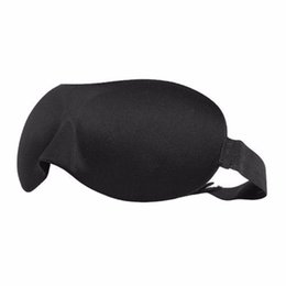 Wholesale Red Light Sleep - Rest EyeShade Sleeping Eye Mask Cover 3D Blind folds For Health Care To Shield The Light Stereoscopic Eye patch