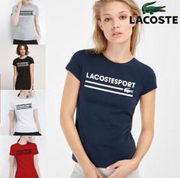 2019 милые животные логотипы Лето французский бренд Женская футболка мода симпатичные животные английский логотип o-воротник мягкий хлопок ткань печатных досуг с коротким рукавом женская T-shir дешево милые животные логотипы