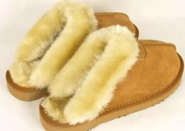 botas de invierno para hombres Rebajas Estilo 2018 Mujer Zapatillas de invierno Marca Zapatillas de algodón cálido Hombres y mujeres Zapatillas Botas de mujer Zapatillas de algodón de interior