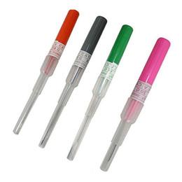 2019 16g nadeln Katheter-Piercing-Nadel 14G 16G 18G 20G Einweg-Piercing-Nadel für alle Männer und Frauen günstig 16g nadeln