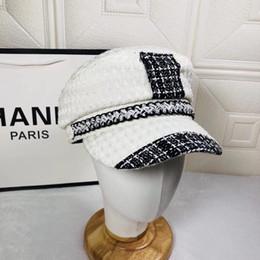 Argentina Mujeres de gama alta gorra para mujer sombreros Contador temperamento boina sombrero negro lana sombrero de cachemira Suministro