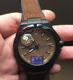 Wholesale Buckle Suppliers - Factory Supplier The latest version IW322503 IW 322503 Brown dial 42mm automatic mechanical Men's Watch Watches men top brand watches