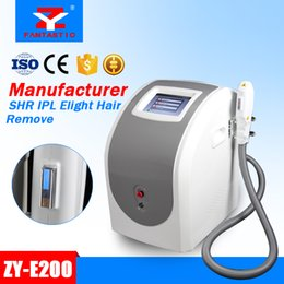 Wholesale Hair Pigments - Strong Energy!! OPT Elight Laser IPL Hair Removal SHR RF Skin Rejuvenation Pigment Removal Freckle Removal Equipment