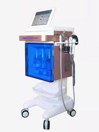 Wholesale Oxygen Jet Facial Machines - facial hydro dermabrasion oxygen jet peel skin moisturizing Oxygen Injector sprayer water skin managment beauty machine