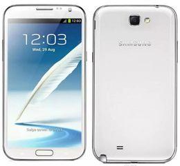 2019 téléphone intelligent déverrouillé Remis à neuf d'origine Samsung Galaxy Note 2 N7100 4G LTE Quad Core 2 Go de RAM 16 Go ROM 5.5 pouces débloqué téléphone intelligent