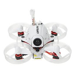 Контроллер полетов rc онлайн-URUAV UR65 65mm FPV Racing Drone BNF Crazybee F3 Flight Controller OSD 5A Blheli_S ESC 5.8G 25mW VTX RC Models VS Eachine E10S