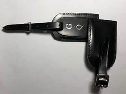 Etiquetas de sello online-pedido del cliente: etiqueta de equipaje con estampado en caliente / estampado en caliente sus iniciales