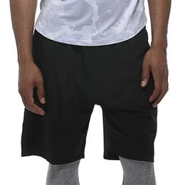 Deutschland Heißer Verkauf NEUE GYM 3/4 Hosen Kleidung Running Style Mann SHORTS Hose Trendy Hip Hop Sport Fashion Fitness halten fit Parkour 2018 cheap trendy men trousers fashion Versorgung