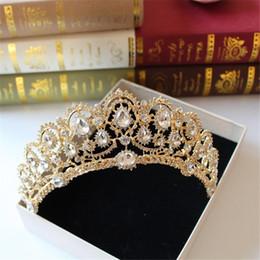 Wholesale Art Wedding Dresses - Greek Goddess Art Retro Hair Accessories Bridal Wedding Jewelry Wedding Dress Studio Tiara Crown Molding