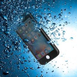 cas de téléphone remax Promotion Remax Etui étanche pour Iphone 6 6 s Plus Sport Outdoor Natation Plongée Été Couverture Arrière Pour Iphone 7 7 Plus