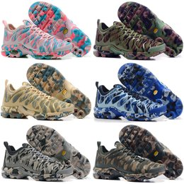 Wholesale Plus Size Shoes Flats - 2018 New Free Shipping Famous Plus TN Ultra Women Mens Air Sports Athletic Running Shoes Sports Shoes Sneaker Trainers shoes Size 36-46