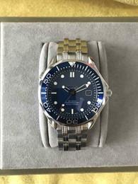 Reloj de pulsera de skyfall online-Relojes de lujo Bond 007 skyfall Relojes para hombre Reloj de pulsera con movimiento automático James de lujo