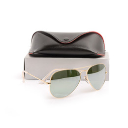 e0074e53e1 China High Quality Brand Designer sun glasses Gold Frame mirror sunglasses  Fashion womens sunglasses UV Mens