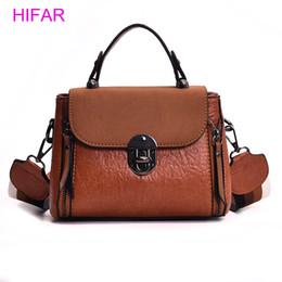 HIFAR 2018 Autumn Winter Fashion Women Bag Leather Handbags PU Shoulder Bag  Small Flap Crossbody Bags for Women Messenger Bags c6510fc6812c7