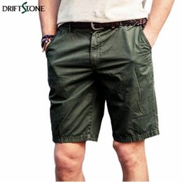 17dc5a633f0 Men Summer Casual Cargo Shorts Male Breathable Cotton Shorts Fashion Boy s  Summer Clothing Blue