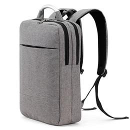 ab2f7ea75664f JXSLTC 2017 Işık Iş erkek Sırt Çantaları Laptop Sırt Çantası 15.6 Inç 17 Inç  Kadınlar Için Dizüstü Bilgisayar Çantası Genç Okul Çantası