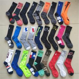 Wholesale Man Hosiery - Brand Under Men Women Socks Cotton Screw Sports Socks Armor Winter Autumn Sock Slippers Outdoor Hiking Mid-calf Socks Multicolor Hosiery