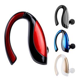 Auriculares inalámbricos Bluetooth para el coche Auriculares Auriculares Auriculares intrauditivos con cancelación de ruido con micrófono para iPhone y Android desde fabricantes