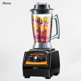Canada A7400 3.3HP BPA GRATUIT 3.9L smoothies professionnel professionnel puissant mélangeur centrifugeuse avec moteur allemand 2800W Offre