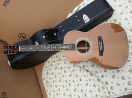 KSG guitare électrique acoustique 100% ormeau 000 modèle guitare acoustique cèdre massif 39 pouces corps rond guitare acoustique palissandre ? partir de fabricateur