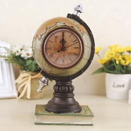 Muebles europeos de lujo online-Muebles europeos de lujo Decoración Reloj Piggy Bank Multi-propósito Decoración Home Office Regalo exquisito