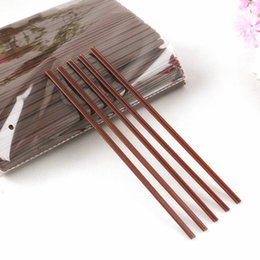 Wholesale plastic spoons for coffee - 500pcs  Set Disposable Coffee Straws Drinking Plastic Straws Two Holes Hot Drinks Stirring Rods For Party Festive