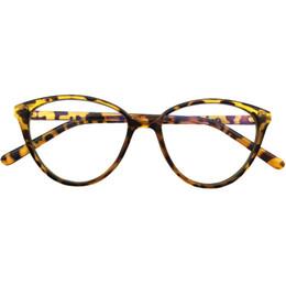 de1c82ec41 Womens Computer Glasses Cateye Nearsighted -0.25 to -6 Prescription Ladies  Cat Eye Tortoise Frames Anti Blue Ray Myopia Eyewear