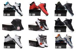 Wholesale Brown School Shoes - 2018 Air retro 10 Powder Blue Bobcats Men Basketball Shoes STEEL Mens 11S PUBLIC SCHOOL PROMO Sneaker Venom Green Sport Shoes
