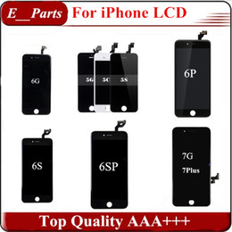 Wholesale Best Wholesale Prices - Best Price Quality Grade AAA+(Tianma LCD) LCD Screen For Iphone 5 5c 6 6s 7 7 8 plus LCD Touch Display Screen Digitizer Assembly White Black