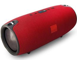 Lattine per altoparlanti online-Altoparlanti Bluetooth Stereo Altoparlante Bluetooth esterno di alta qualità Sound Xtreme può essere utilizzato come PowerBank