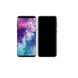 Goophone 6.2Inch 9 Plus 9Plus Grande schermo con Touch ID 1GB RAM 4GB ROM 3G Mostra 4G LTE Wifi sbloccato Telefono cellulare cheap big screen unlocked phones da telefoni sbloccati a grande schermo fornitori