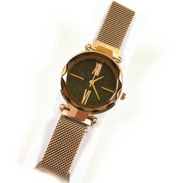 Relógios de moda de luxo para a mulher relógios de pulso estrela shinning de Alta Qualidade relógio colorido popular Japão Movimento preço de atacado de