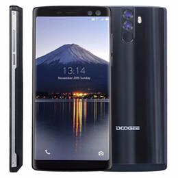 Doogee baterias on-line-DOOGEE BL12000 6.0 '' Smartphone 12000 mAh Bateria Octa Núcleo de 4 GB de RAM 32 GB ROM Android 7.0 16.0MP + 16.0MP Câmeras Dual SIM Celular