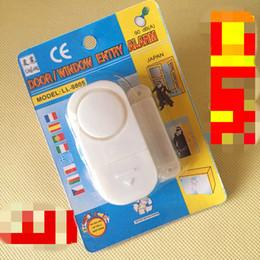 alarme de zone à la maison Promotion Capteur sans fil de portes de fenêtres de garde pour des kits de système d'alarme de détecteur de sécurité à la maison