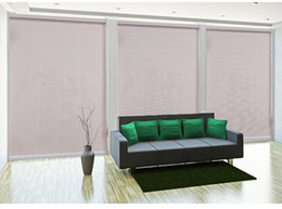 Wholesale Vertical Blinds Curtains - 2018 China supplier europe quality new arrival design curtain half blackout roller blinds suncreen fabric