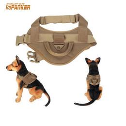 En gros SPANKER tactique militaire haute qualité chasse gilet loi application chien formation gilet airsoft sport équipement de chasse ? partir de fabricateur