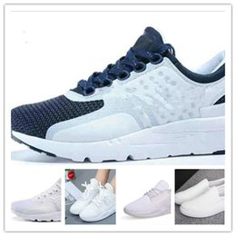 Canada 2018 hot sale 2019 mAxes Cushion Zero QS 87 0 Running Shoes top Quality Breathable Athletic Sport Outdoor Sneakers Offre