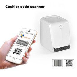 2019 mobile mains libres usb Lecteur de code à barres automatique filaire 2D / 1D de M6 de code barres de lecteur de code barres pour le paiement mobile 8 SL @ 88 promotion mobile mains libres usb