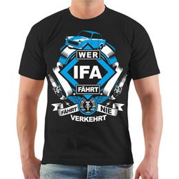 Canada T-Shirt Wer IFA DDR Osten Ostdeutschland Ossi S - 3XL Spruch T Shirt à manches courtes Tops Livraison gratuite Summer Fashion Offre