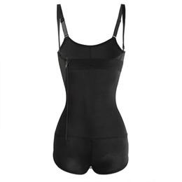 Shaper ouvert en Ligne-GLAMCARE Women 's Seamless Control de Shapewear Faja Open Buste Body Body Shaper Noir