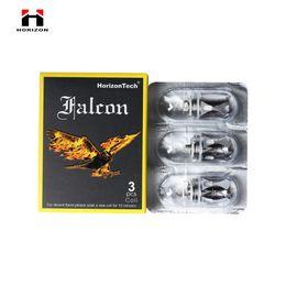 Substituição de ohm on-line-Horizon Falcon M1 M2 F1 F2 malha Bobinas substituições núcleos para FALCON SUB OHM Tanque M1 + rei atomizadores 100% Authentic VS M3 M-Triplo