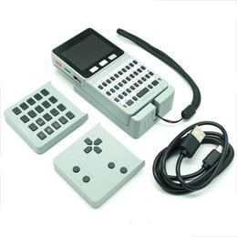 Wholesale pocket calculators - hot-M5Stack ESP32 Open Source Faces Pocket Computer with Keyboard Gameboy Calculator for Micropython Arduino
