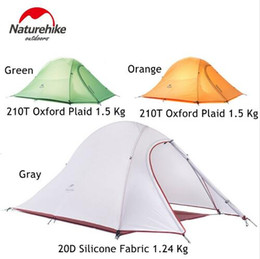 1.2KG Naturehike Tent 20D Silicone Fabric Ultralight 2 Person Double Layers Aluminum Rod C&ing Tent 4 Season With 2 Person Mat  sc 1 st  DHgate.com & Ultralight Tents Canada | Best Selling Ultralight Tents from Top ...