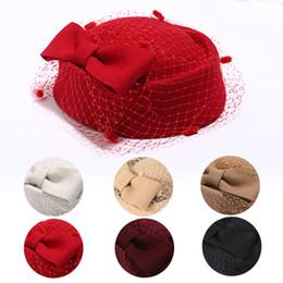 6 Renkler Gelin Kafes Peçe Fascinator Düğün Şapka Düğün Konuk Saç Aksesuarları Için Moda Şapkalar Gelin Birdcage Peçe Parti Düğün Şapkalar nereden siyah sarı şapka tedarikçiler