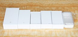 Wholesale Apple Boxes - Cell Phone Box Empty Boxes Retail Box suit for Iphone 5s 6 6s plus 7 7s plus 8 X for S3 S4 S5 S6 S7 S8 S9 + edge Note 3 4 5 8 US version